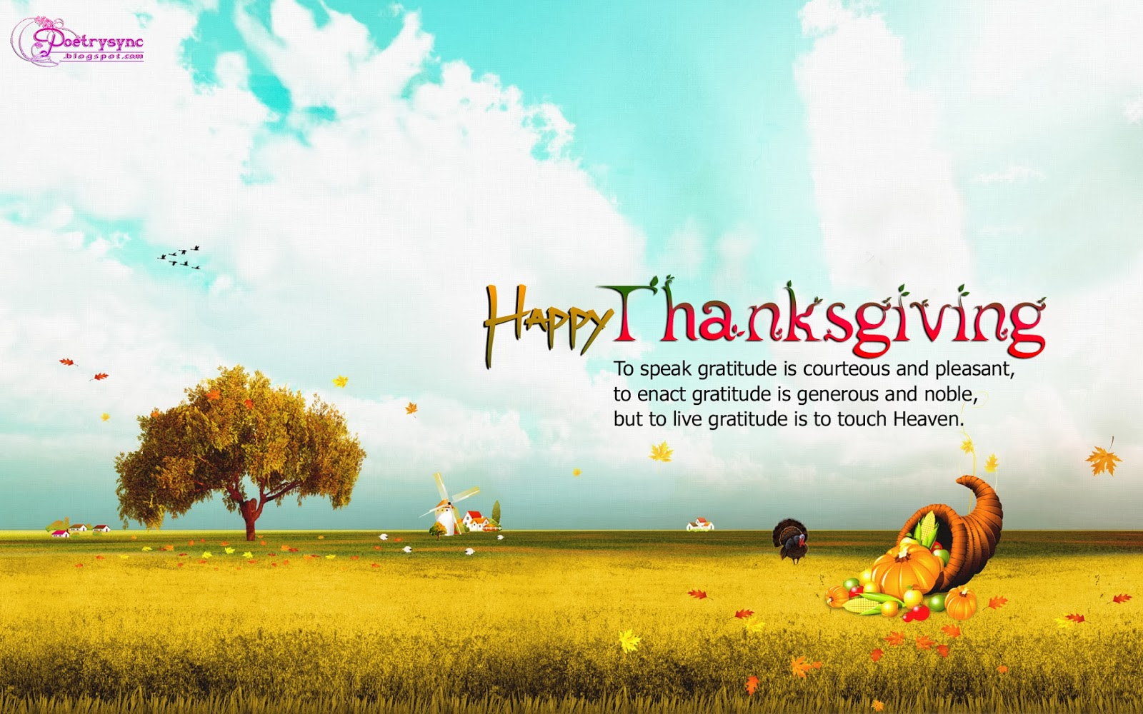 Quotes about Thanksgiving and gratitude 25 quotes