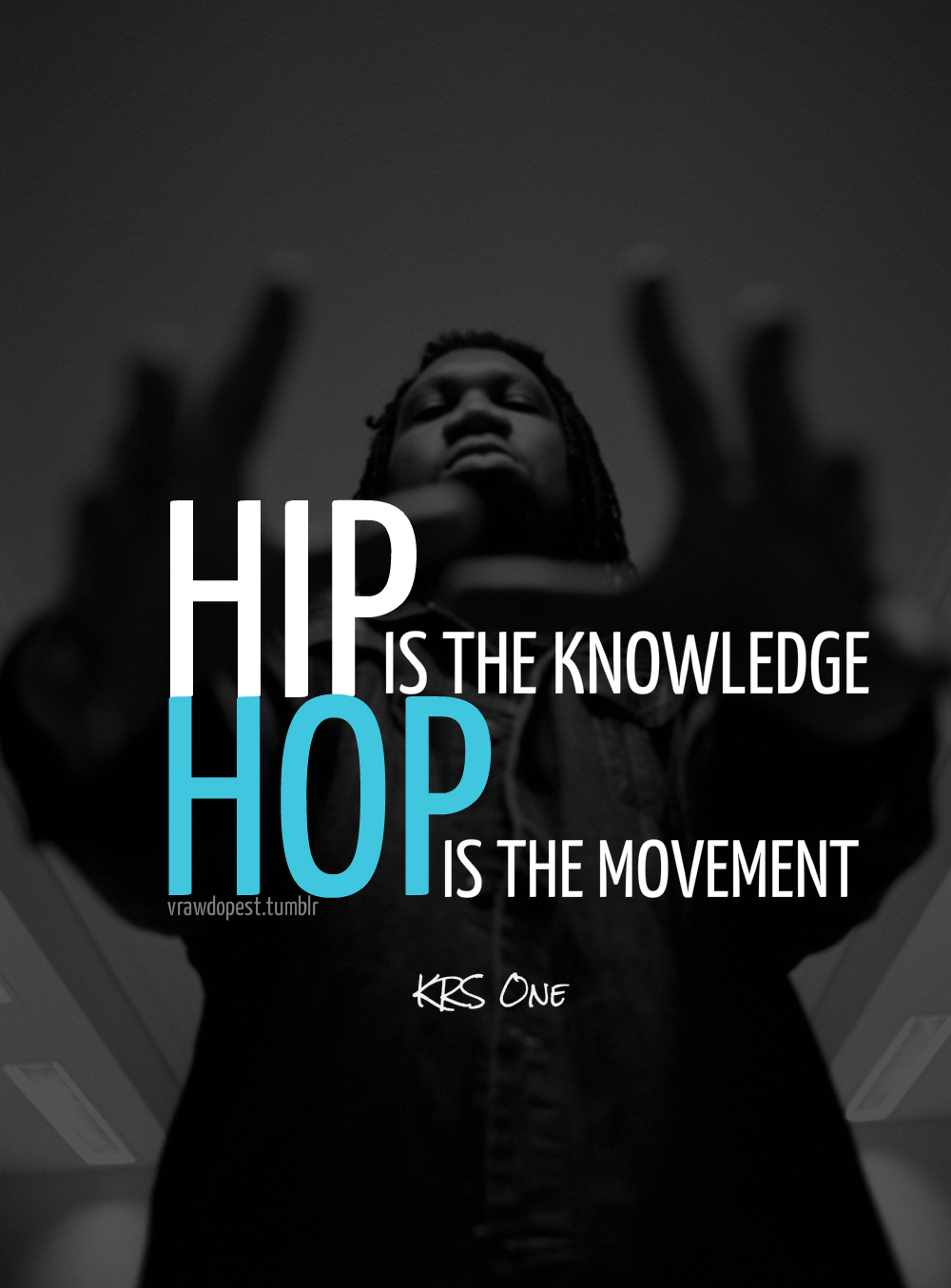 Hip hop music to