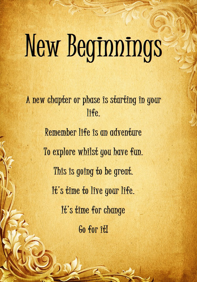 quotes about beginning of year quotes