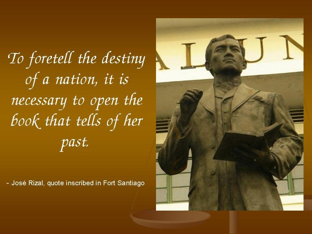 philippine national hero jose rizal essay