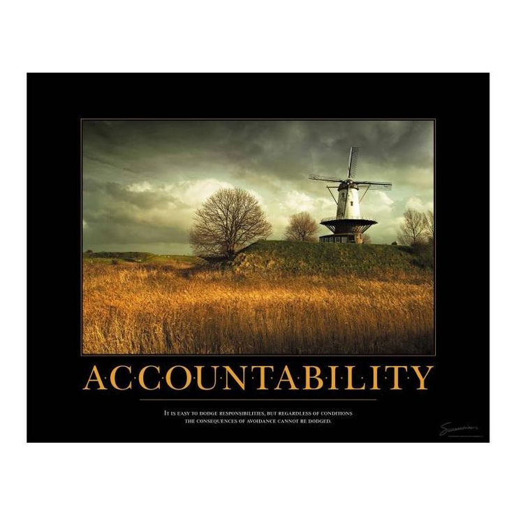 Accountability Quotes Impressive Quotes About Accountability 48 Quotes