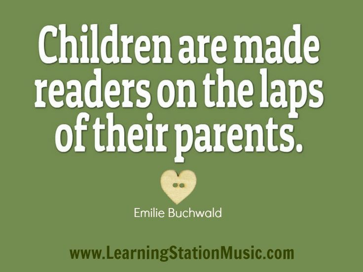 Quotes About Reading With Your Child 16 Quotes