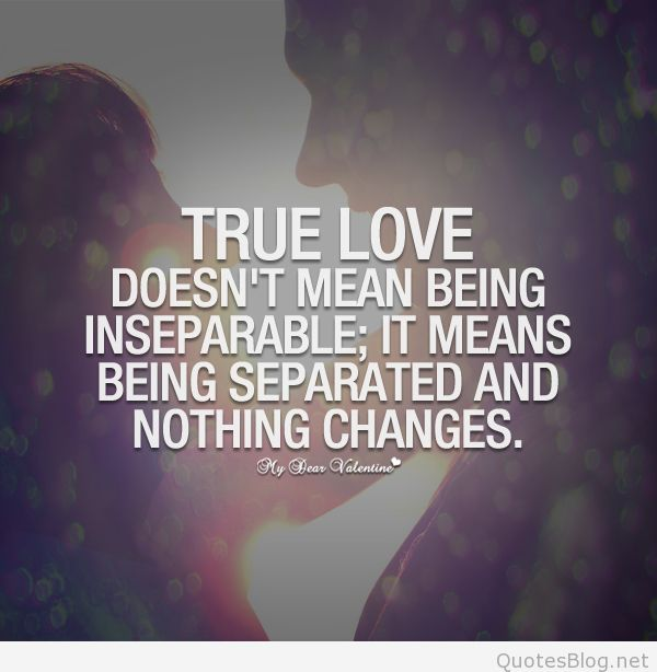 Mean love does what true What Does