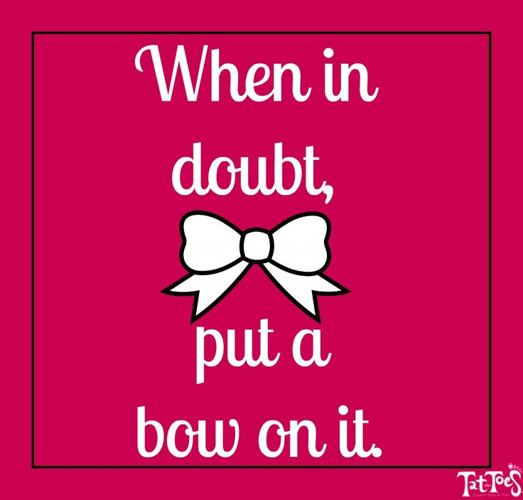 Quotes About Hair Bows 28 Quotes