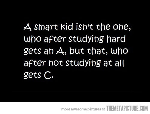 Quotes About Being Smart Funny (20 Quotes