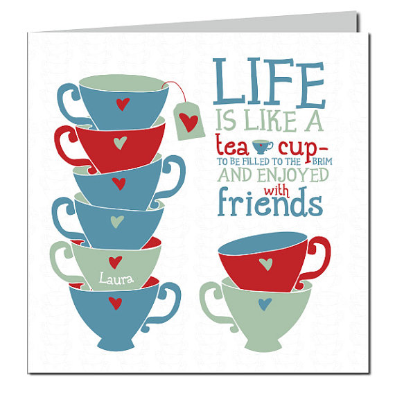 tea and friendship quotes