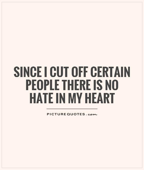 Quotes About Cut Off 387 Quotes