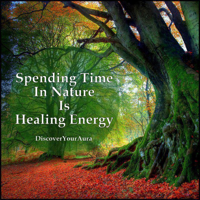 the effect of spending time on nature Spending time in nature increases your sense of vitality a series of studies examined the effects of nature on participants' self-reported levels of vitality the results showed that spending time in nature (and even looking at pictures of it or visualizing nature scenes) increased participants' energy.