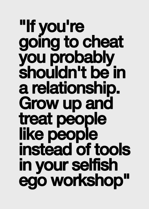Boyfriends sayings about cheating 80 Cheating