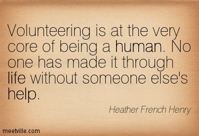 Quotes On Volunteering Amusing Quotes On Volunteering Stunning Best 25 Volunteer Quotes Ideas On