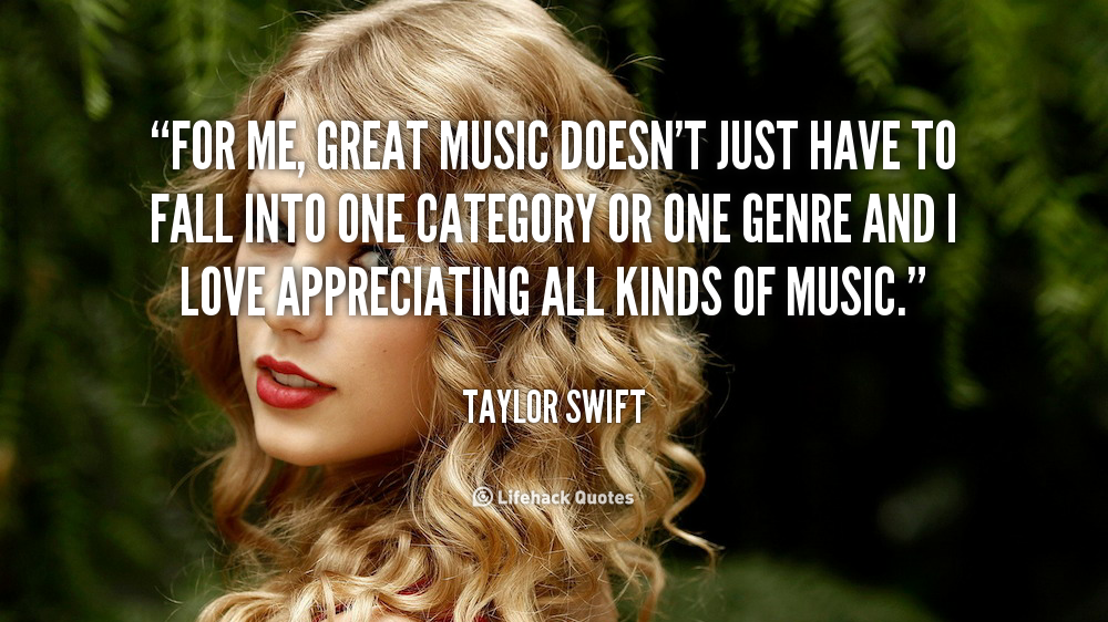 Quotes About Greatest Music 96 Quotes