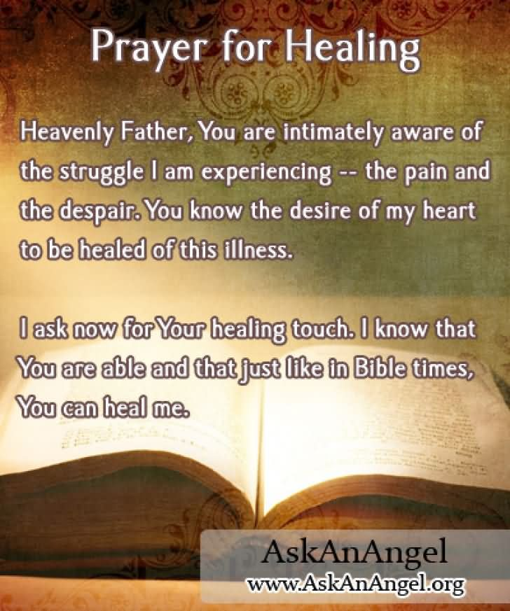 Quotes about Healing Prayer (19 quotes)