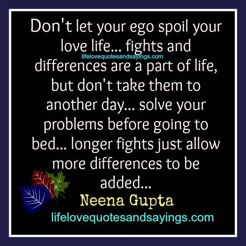 quotes about man s ego quotes