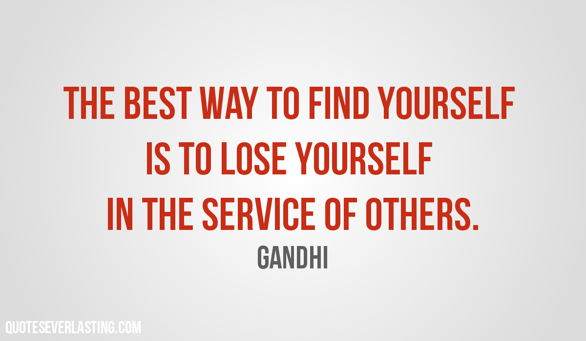 Quotes about Community service in life (30 quotes)