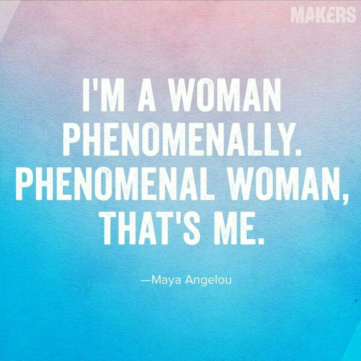 Phenomenal Woman Quotes Gorgeous Quotes About Phenomenal Woman 26 Quotes