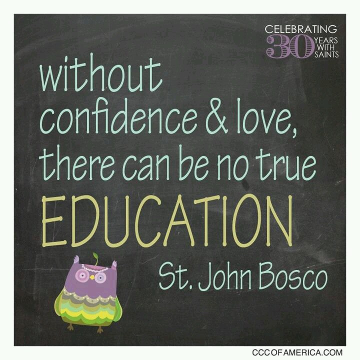 Quotes about Catholic Education 32 quotes