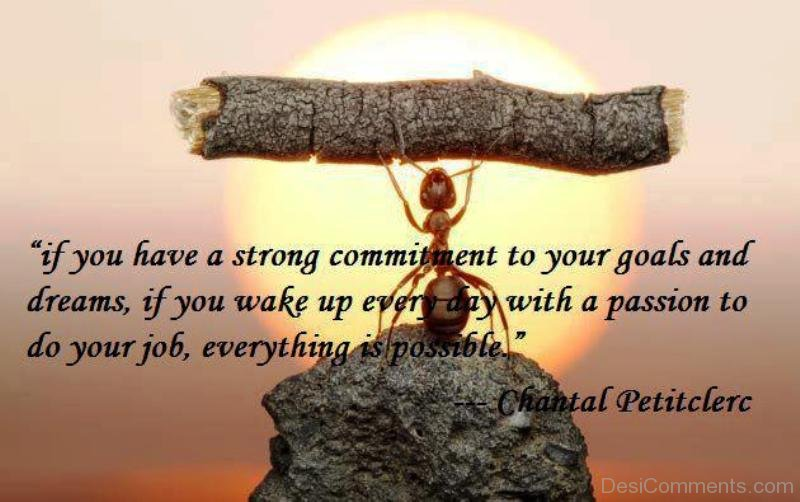 quotes about job commitment quotes