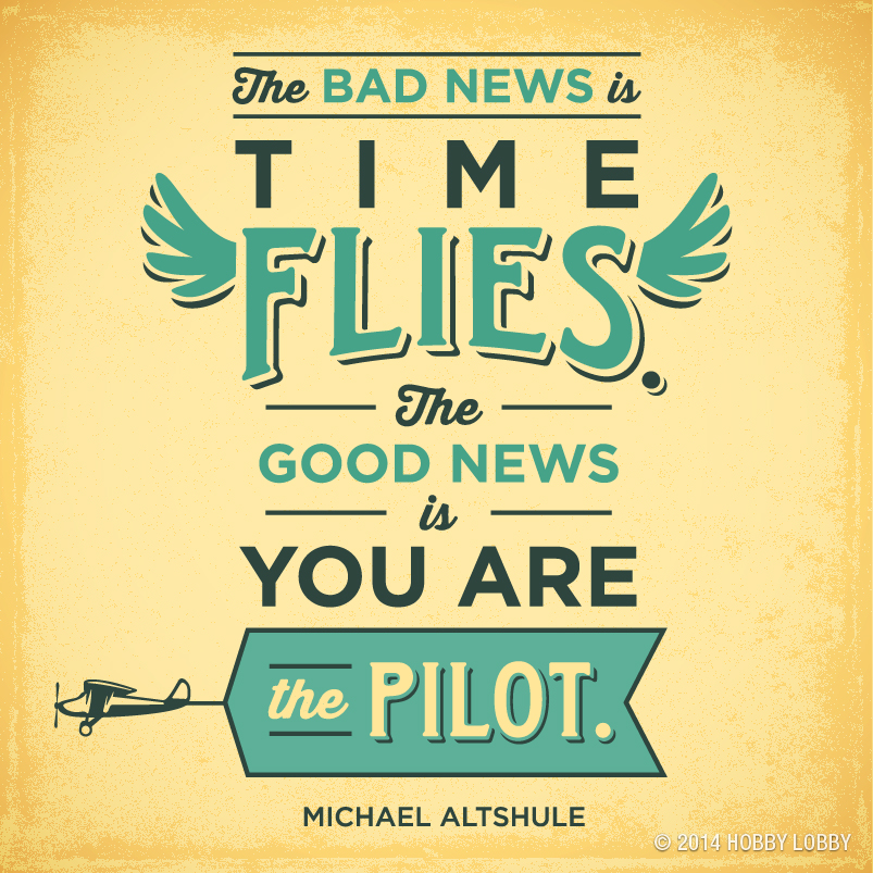 Quotes about Time Flies (80 quotes)