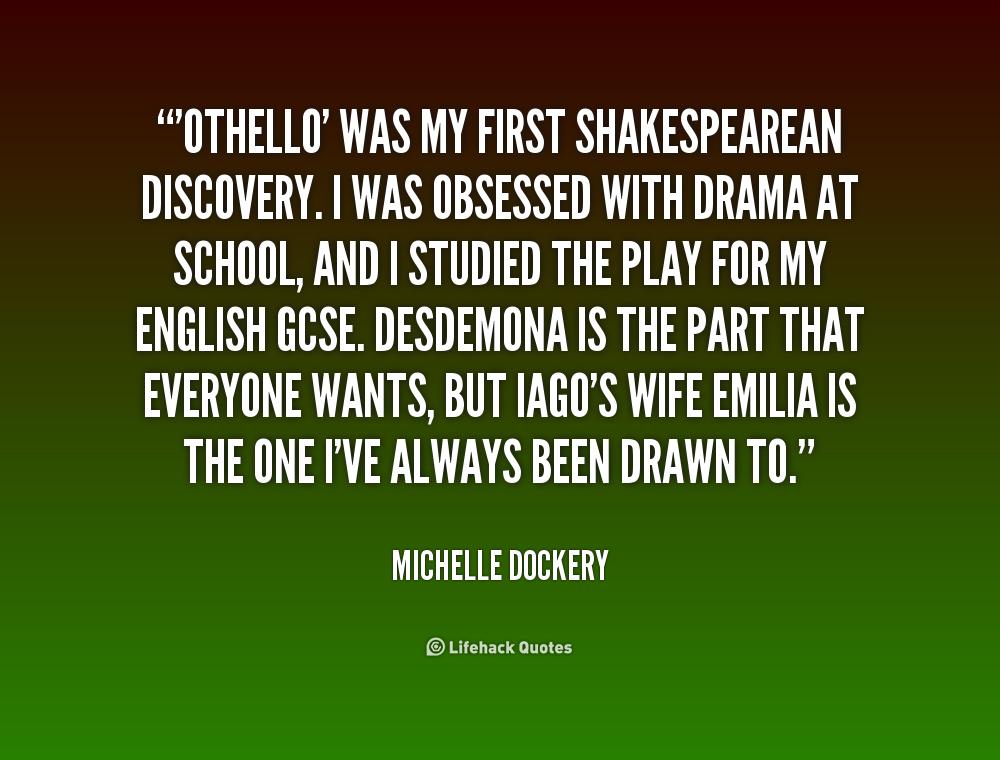 Othello iago jealousy quotes