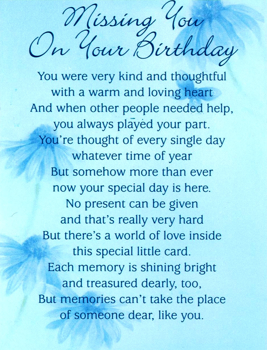 Quotes about Birthday in heaven (23 quotes)