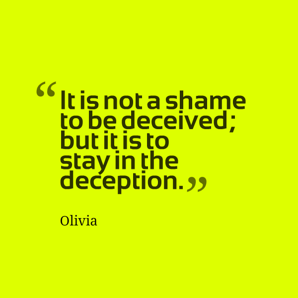 Image result for deceptive quotes