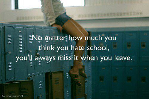 quotes about missing high school friends 13 quotes