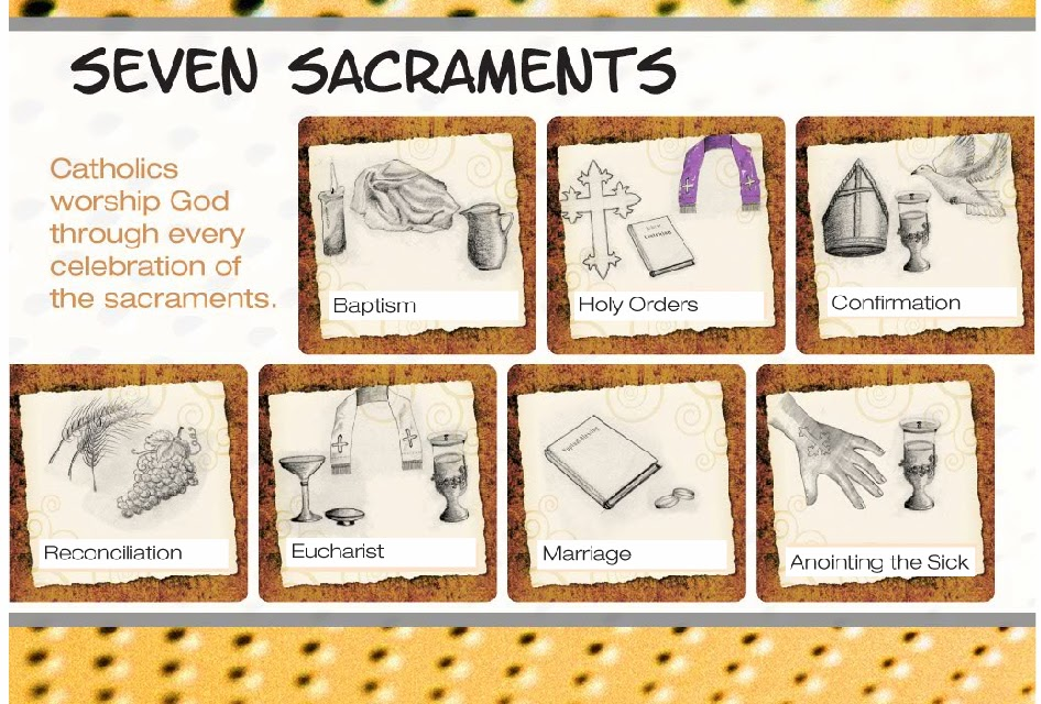 Quotes about Sacraments (85 quotes)