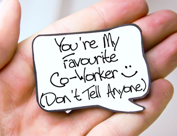 Quotes about Co Worker (47 quotes)