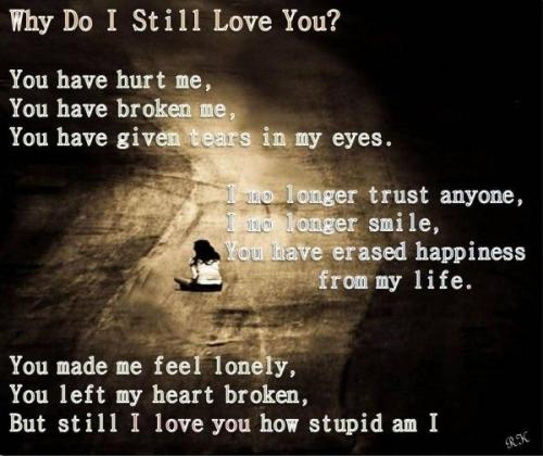 Quotes About Do You Still Love Me 30 Quotes
