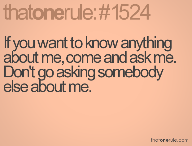 Quotes About Ask Me 726 Quotes