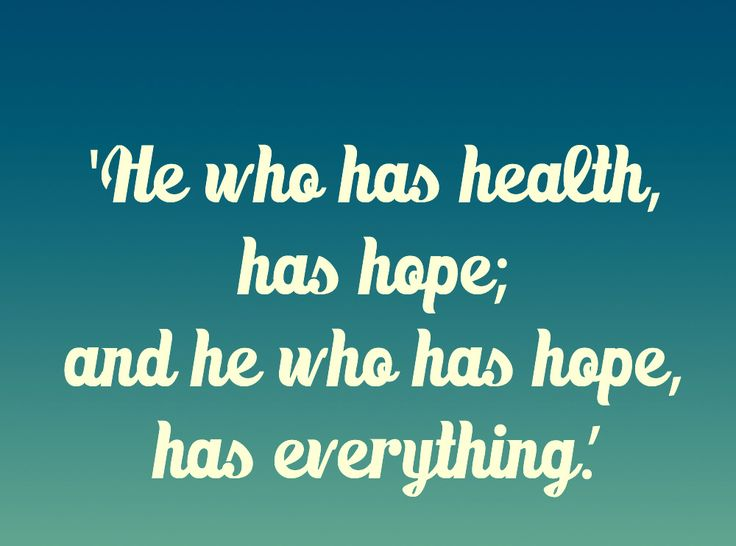 Healthcare Quotes 236 Healthcare Quotesquotesurf