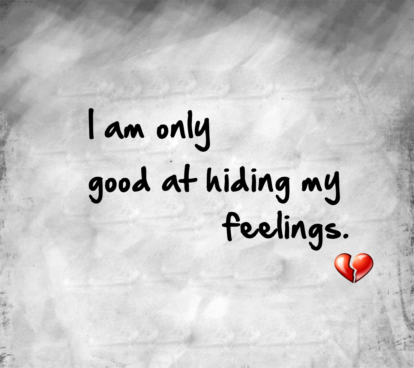 Quotes about Hiding feelings (21 quotes)