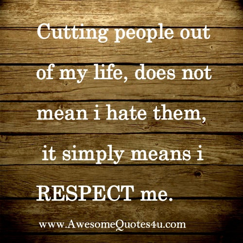 Quotes About Self Respecting 68 Quotes