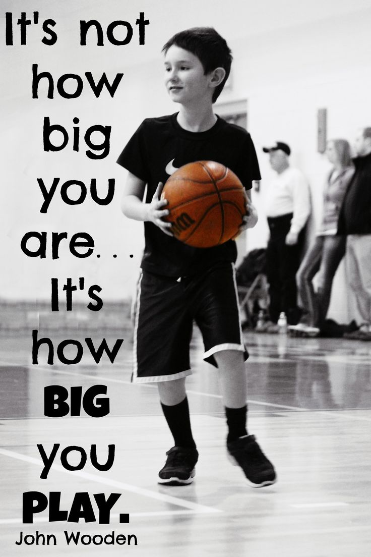 Quotes about Short basketball players (21 quotes)