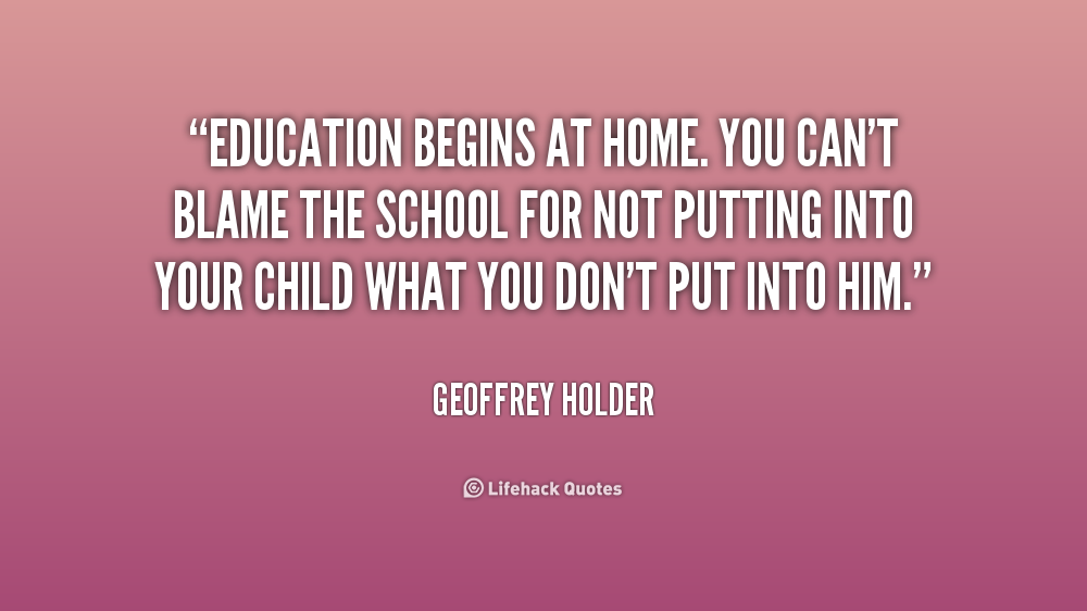 true educations begins at home The latest tweets from edu begins at home (@edubeginsathome) welsh government's education begins at home provides information on how you can support your child at home & help their performance in school @dechraucartref.