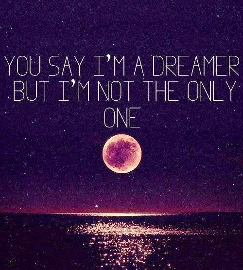 Quotes About Imagine John Lennon