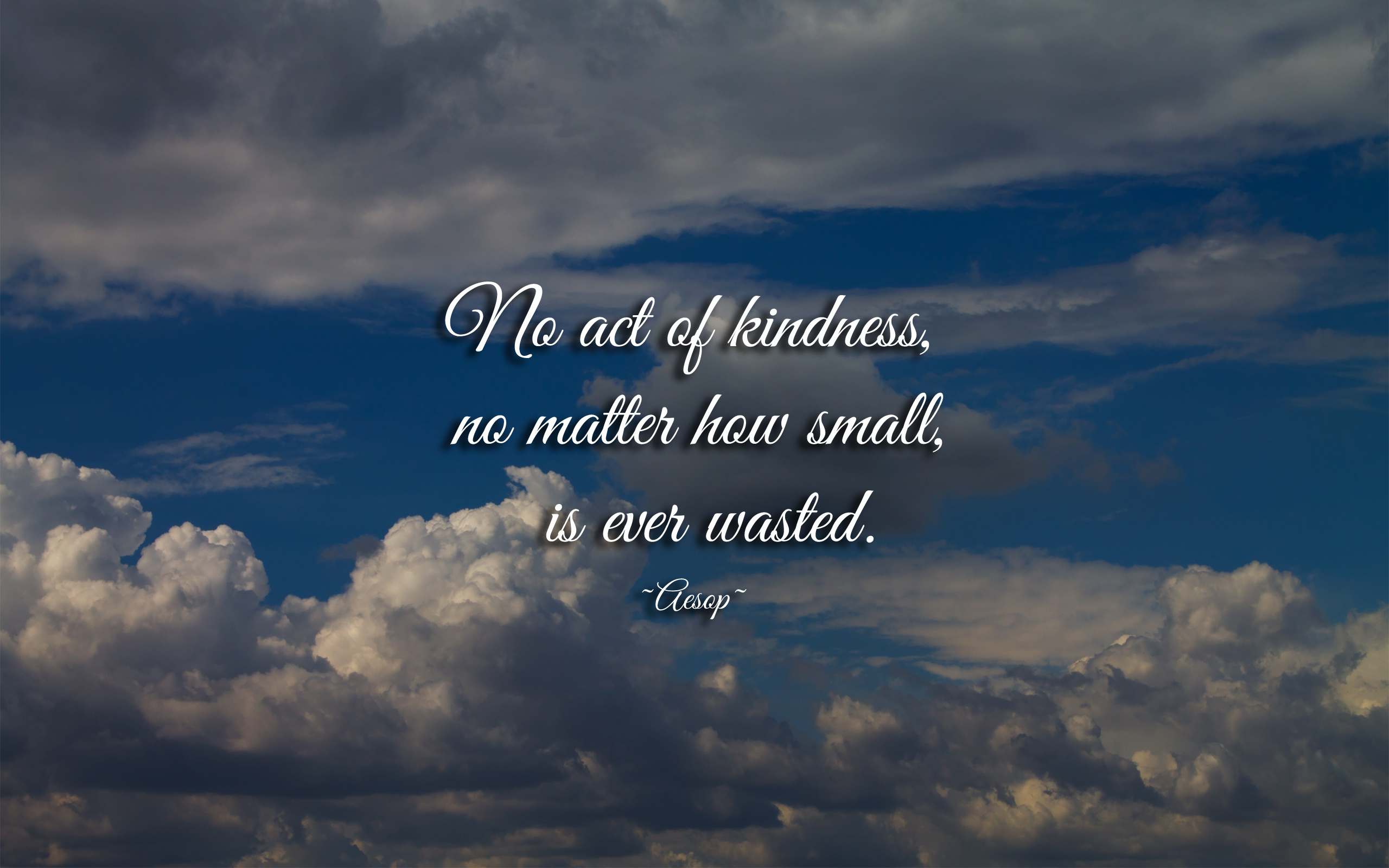 Quotes about Acts Of Kindness (101 quotes)