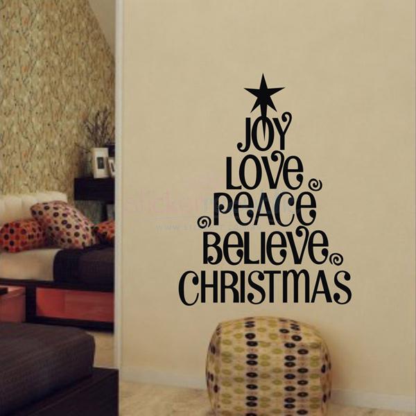 Http://www.stickerr.com.au/Christmas Words Wall Sticker.html ...
