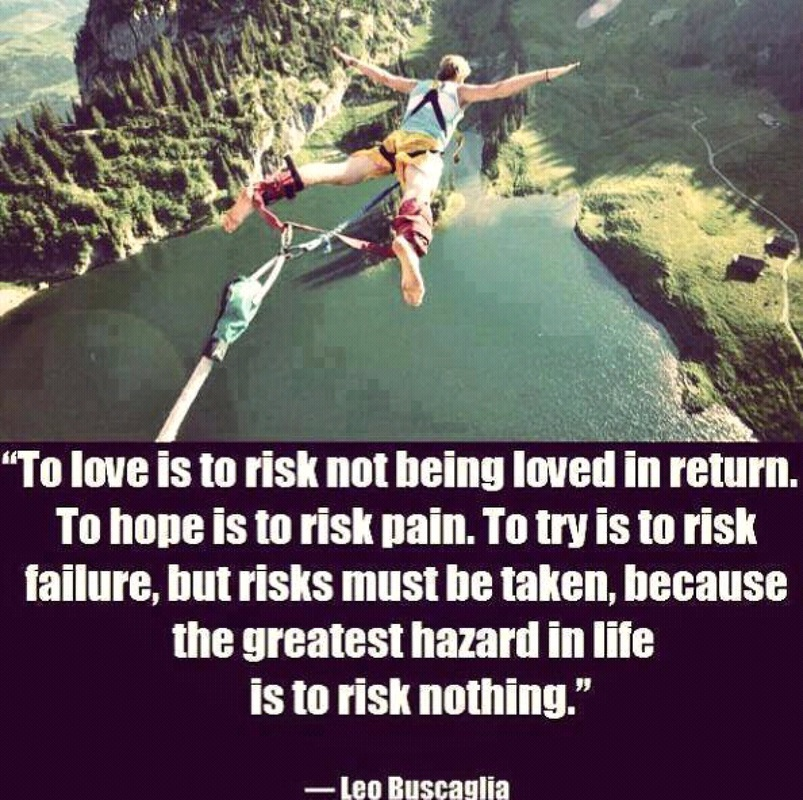 Quotes About Risk And Return 60 Quotes Cool A Return To Love Quotes