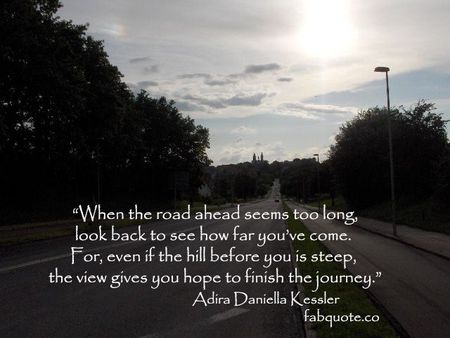 Quotes About Long Road To Success 16 Quotes