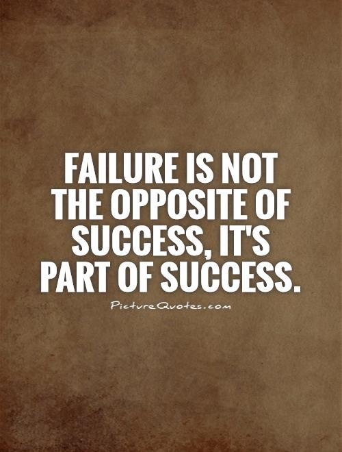 Quotes About Failures 531 Quotes