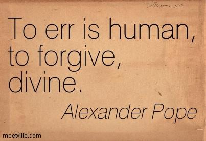 who said to err is human to forgive divine