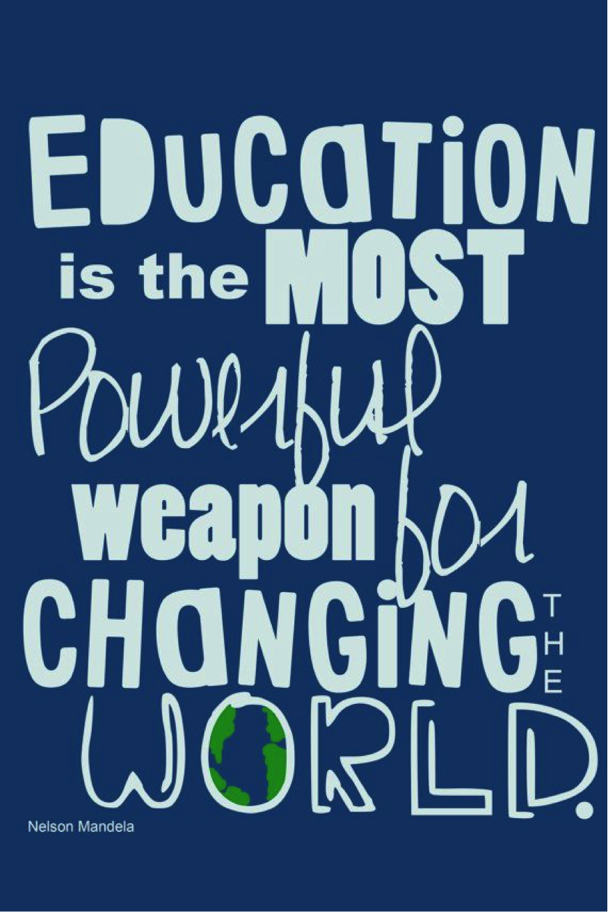 Quotes about Education empowerment (47 quotes)