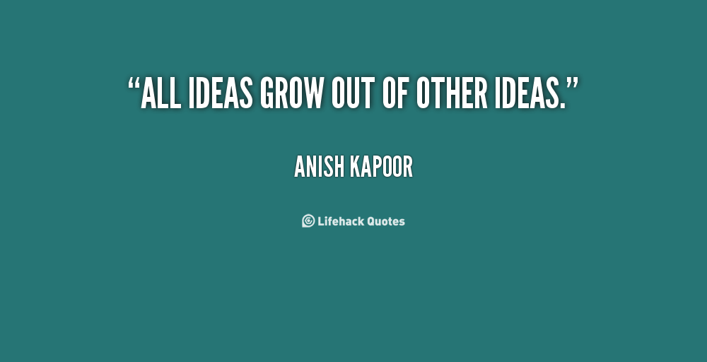 Idea Quotes: Quotes About Sharing Ideas (58 Quotes