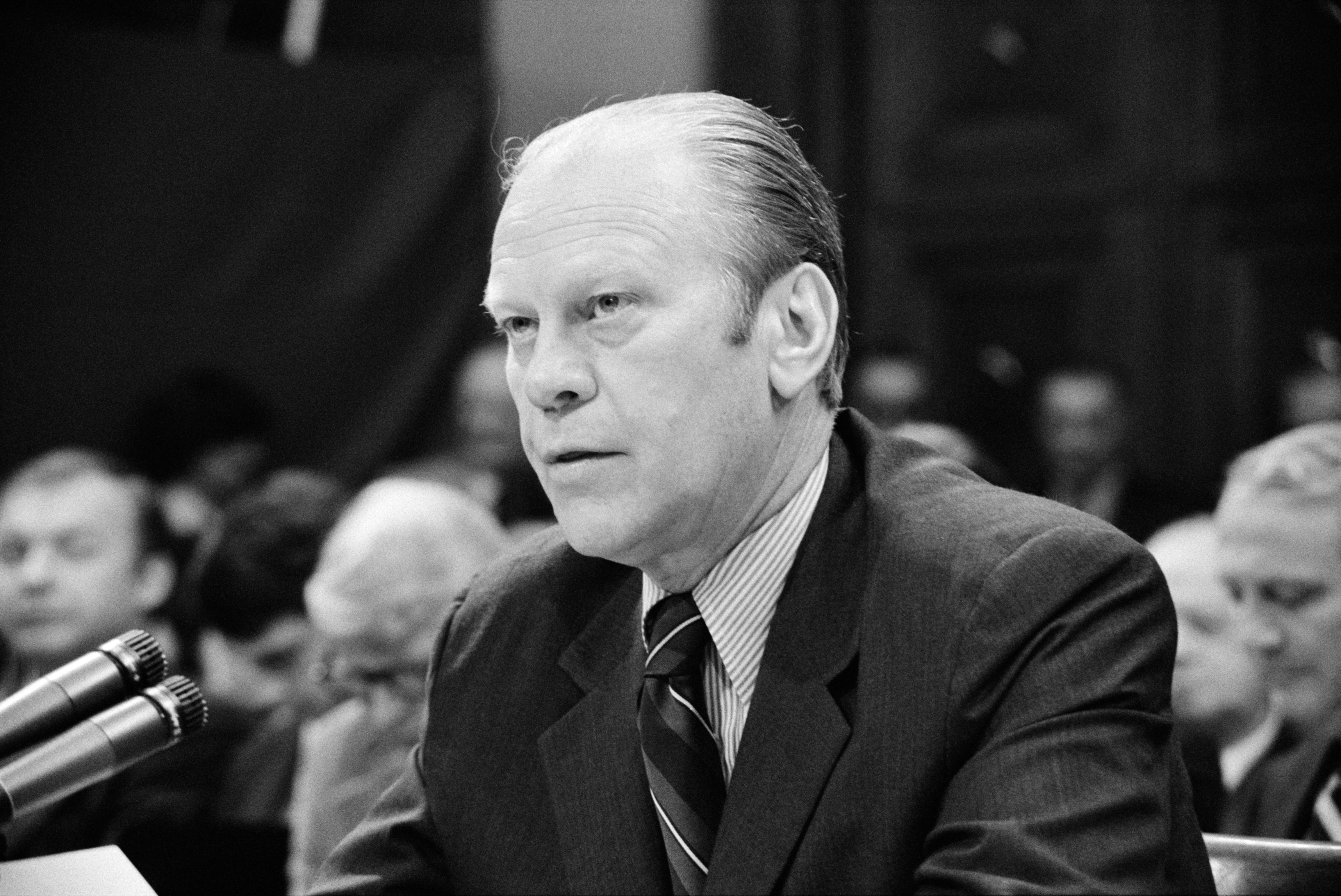 Gerald Ford Quotes Quotes About Gerald Ford 62 Quotes
