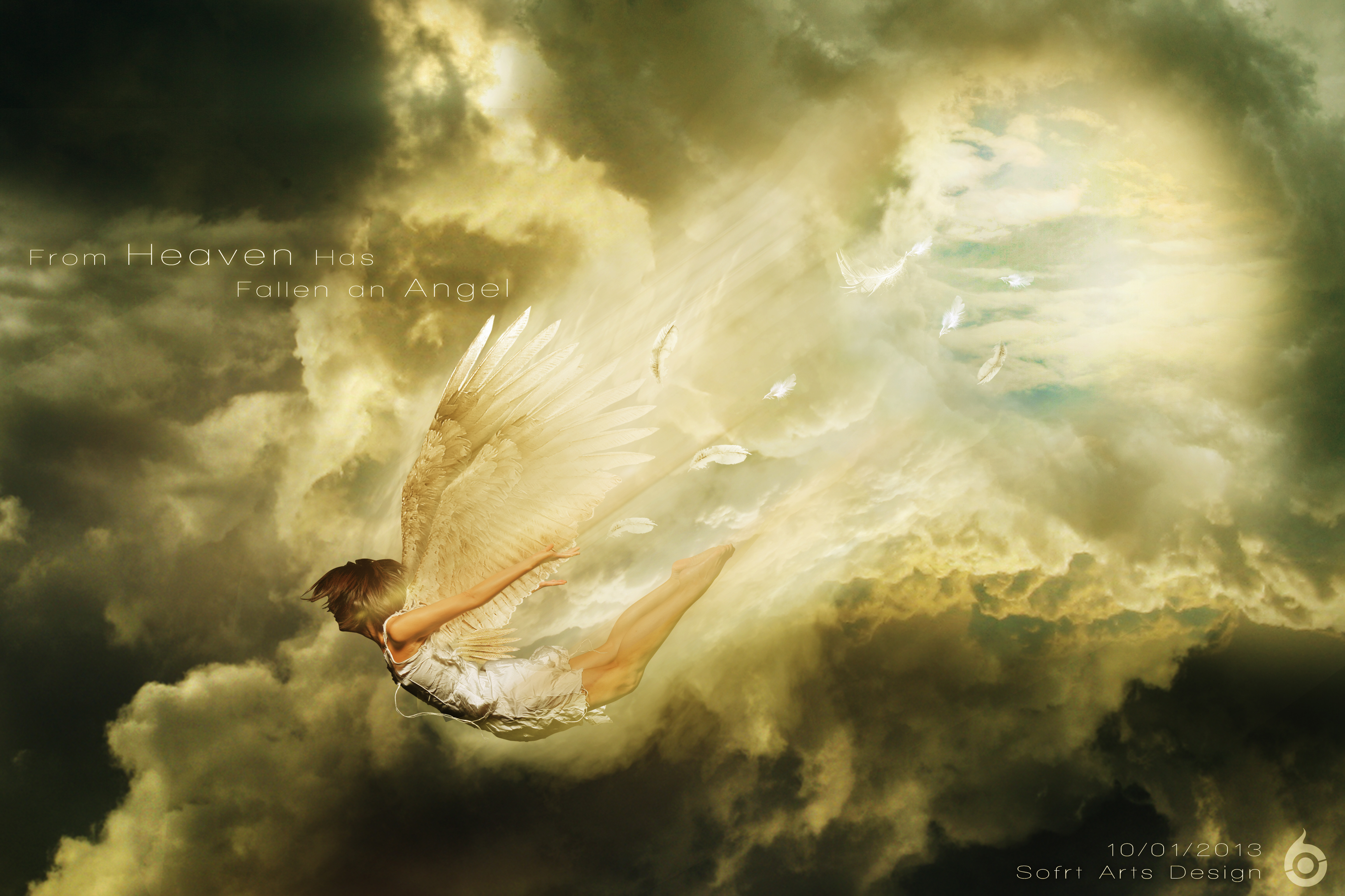 Quotes About Falling From Heaven (43 Quotes