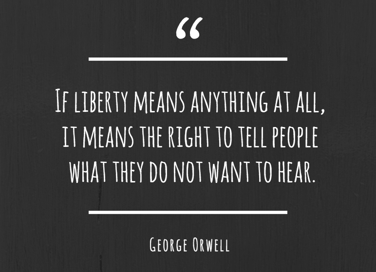 Quotes About Independence In 1984 21 Quotes
