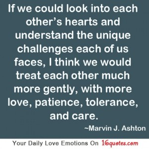 Quotes About Understanding Peoples Feelings 22 Quotes