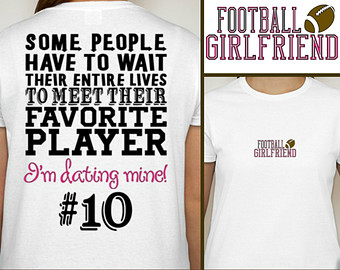 Quotes about Football girlfriends (24 quotes)