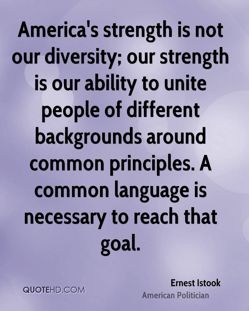 quotes about different backgrounds quotes